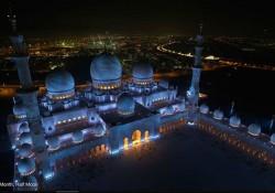 光印象系列之一:谢赫扎伊德清真寺 (55)