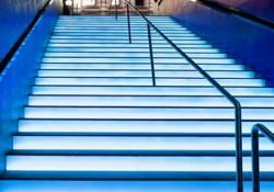 维也纳 Albertina 通道的新用途照明设计 (16)