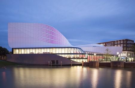 荷兰Spijkenisse市de Stoep剧院正式开放 (17)