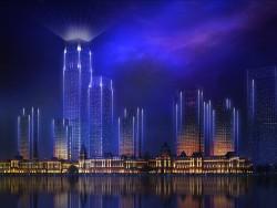 中信广场照明设计方案