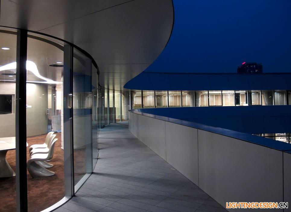 望京soho售楼处灯光_室内设计_案例_中国照明设计网