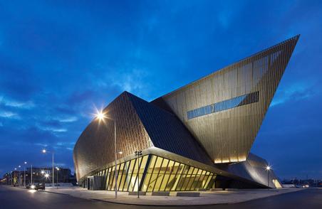比利时蒙斯会议中心 (19)