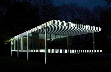 闪烁琉璃的住宅-夜间景象 (8)