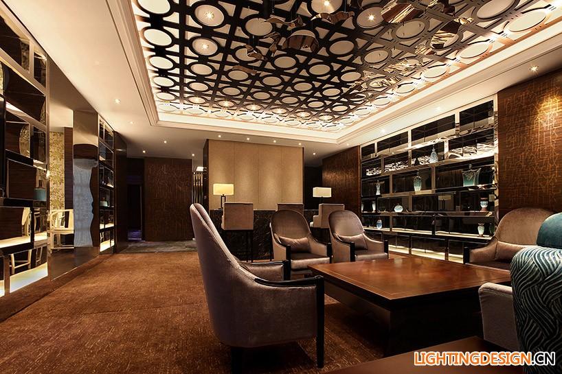 中国风酒店设计 巧用活字印刷_室内设计_案例_中国