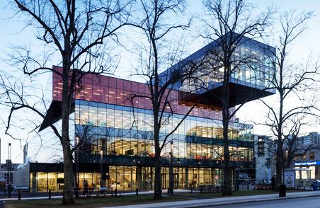 加拿大哈利法克斯中央图书馆