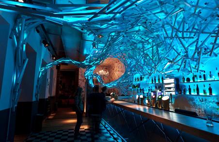 酒吧还是艺术馆?Dobo