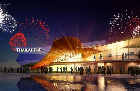 2015米兰世博会泰国馆 (14)