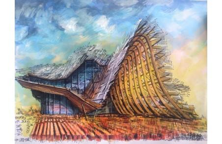 2015年米兰世博会手绘系列 (17)