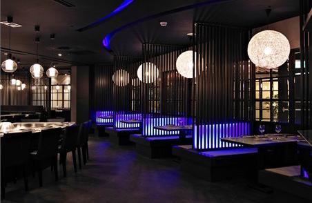 空‧間‧寂-餐饮空间-  餐厅设计 (10)