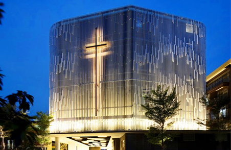新加坡基督教卫理公会教堂 (7)