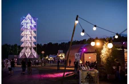 2015年荷兰低地音乐节灯塔 (6)